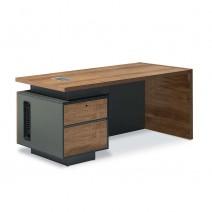 오크마운트5 책상 좌우선택형 (LND-505R/L  사무실용, 컴퓨터책상)